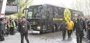 Dortmund Saldırganı Yakalandı!