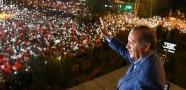 Referandum Sonrası Erdoğan'ın Balkon Konuşması