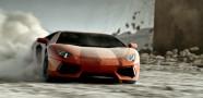Ferrari ile Lamborghini Çarpıştı!