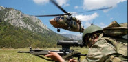 Asker Kamerasından PKK Operasyonu